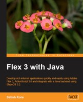 Flex 3 with Java Cover